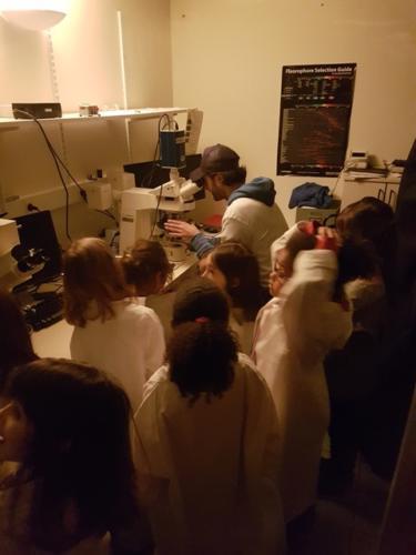 Cours de Myologie pour les plus petits